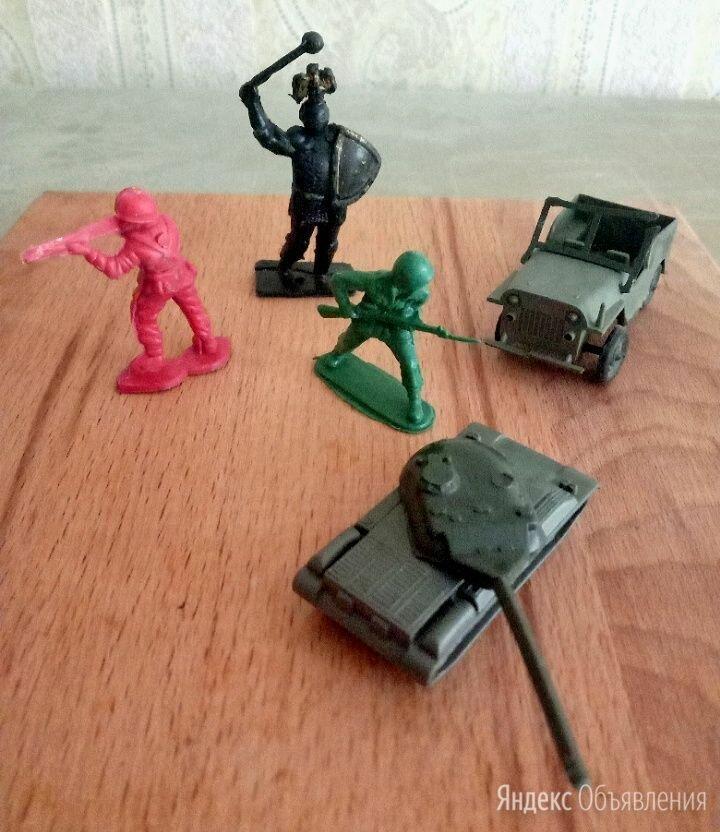 Игрушечные солдатики по цене 200₽ - Солдатики, фото 0