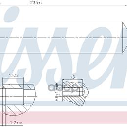 Отопление и кондиционирование  - Осушитель Кондиционера Citroen: C-Crosser (Ep) 2.0/2.0 Привод На Все Колеса/2..., 0