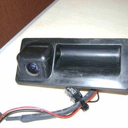 Кузовные запчасти - VW клавиша открывания крышки багажника с камерой, 0