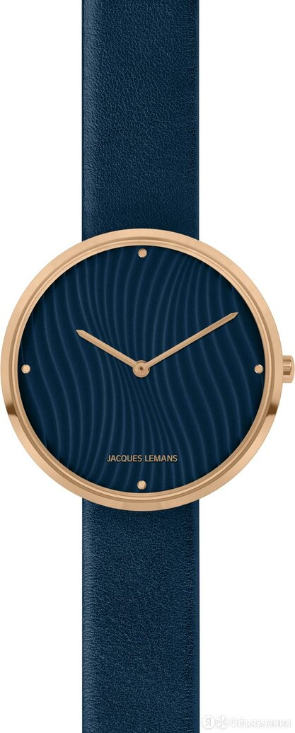 Наручные часы Jacques Lemans 1-2093J по цене 15500₽ - Наручные часы, фото 0