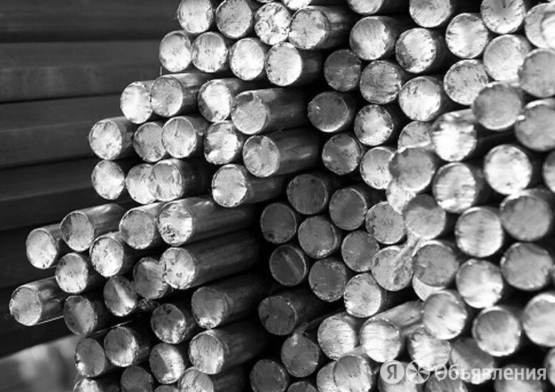 Круг нержавеющий 65 мм 07Х21Н9С2М ГОСТ 2590-2006 по цене 208₽ - Металлопрокат, фото 0