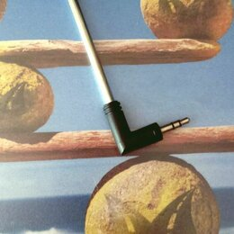 Антенны и усилители сигнала - Телескопическая Fm-антенна для мобильного телефона, 0