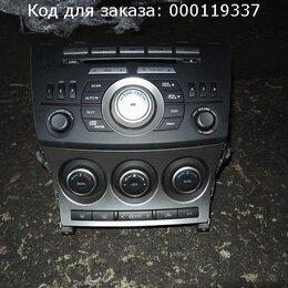 Музыкальные центры,  магнитофоны, магнитолы - Магнитофон на Mazda Axela BLEFP, 0