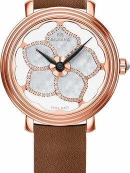 Наручные часы - Наручные часы Silvana SF36QRR95VB, 0