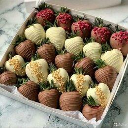Подарочные наборы - Клубника в шоколаде, 0