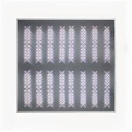 Встраиваемые светильники - Встраиваемый светодиодный светильник 60 Вт DS-Office 60, 0
