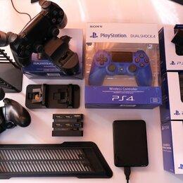 Аксессуары - Аксы для PS4 и геймпады DualShock 4, 0