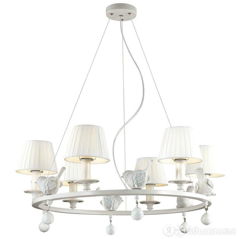 Подвесная люстра Favourite Vogel 1705-6P по цене 29370₽ - Настенно-потолочные светильники, фото 0
