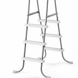 Лестницы и поручни - Лестница для бассейна 28065 Intex, 0