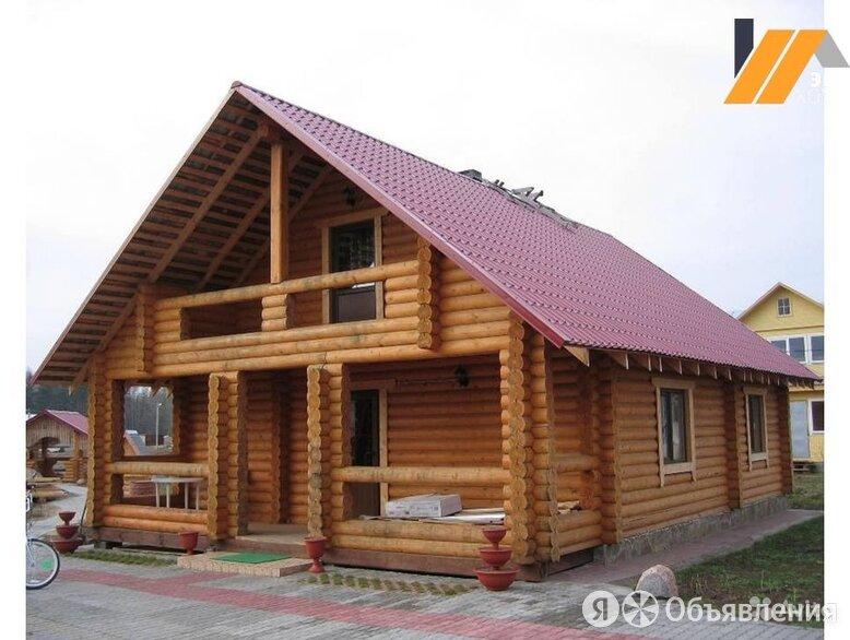 Дом из оцилиндрованного бревна об-142 105 м² по цене 10000₽ - Готовые строения, фото 0