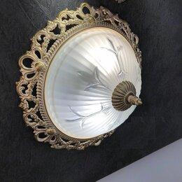 Настенно-потолочные светильники - Потолочный светильник 1-0060-2, 0