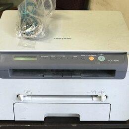 Принтеры, сканеры и МФУ - Лазерный принтер Samsung SCX-4200, 0