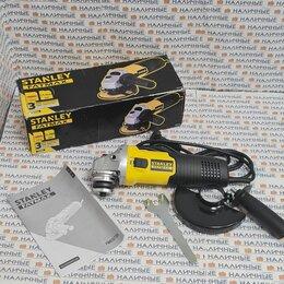 Шлифовальные машины - Новая ушм stanley fatmax fmeg725, 0
