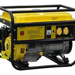 Электрогенераторы и станции - Генератор бензиновый Eurotech SGG-6500 5.5 кВт, 0