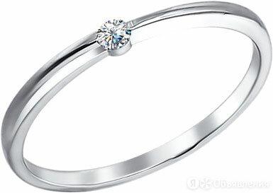 Помолвочное кольцо SOKOLOV 94010628_s_16-5 по цене 610₽ - Кольца и перстни, фото 0