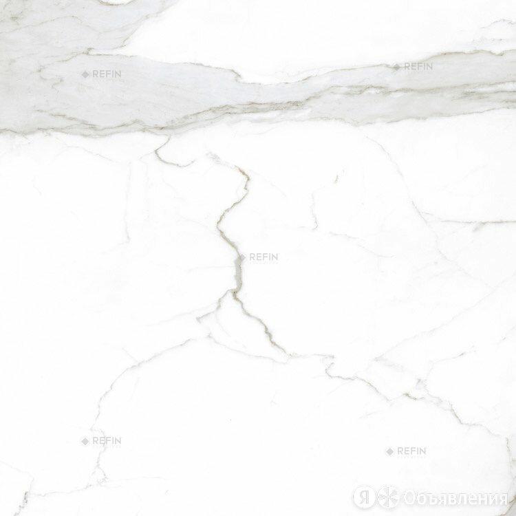 REFIN Prestigio Calacatta Lucido R 75X75 по цене 7852₽ - Строительные смеси и сыпучие материалы, фото 0