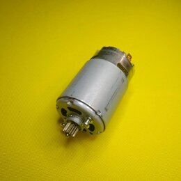 Для дрелей, шуруповертов и гайковертов - Двигатель для шуруповерта с шестерней, 0
