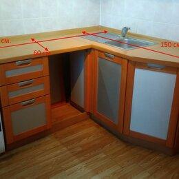 Мебель для кухни - Кухонный гарнитур угловой, 0
