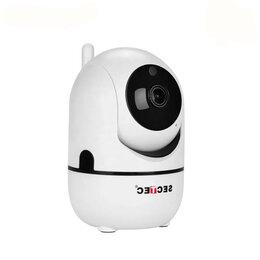 Камеры видеонаблюдения - Поворотная WI-FI 2МП IP камера видеонаблюдения SECTEC ST-IP291-2M-XM, 0