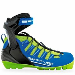 Ботинки - Ботинки лыжероллерные spine skiroll skate sns 6, 0