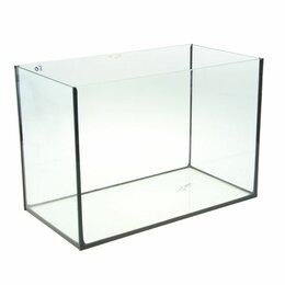 Аквариумные рыбки - Аквариум прямоугольный без крышки, 50 литров, 51 х 27 х 35 см, 0