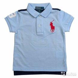 Футболки и рубашки - Поло Ralph Lauren для мальчиков, 12 мес, 0