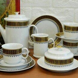 Сервизы и наборы - Чайный сервиз. Чехословакия. Жозефина , 0