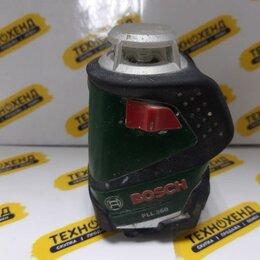 Измерительные инструменты и приборы - Лазерный уровень bosch PLL 360 (ку65672), 0