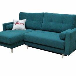 Диваны и кушетки - Анюта фабрика мягкой мебели Палермо 13 П2-6 угловой диван-кровать, 0
