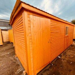Готовые строения - Бытовки 6м деревянные, 0