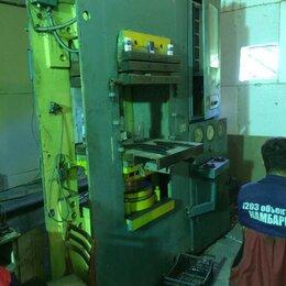Пресс - Эпр34Б Пресс Гидравлический Вулканизационный 250 т, 0