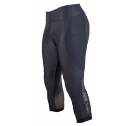 Защита и экипировка - Велошорты женские AUTHOR Lady Sport X8, с памперсом, черные, 8-7106702 (Размер, 0