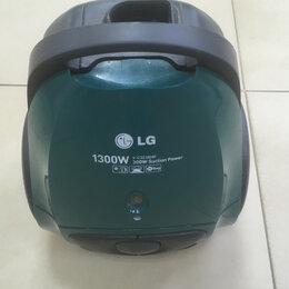Пылесосы - Пылесос LG V-30338ND 1300W, 0