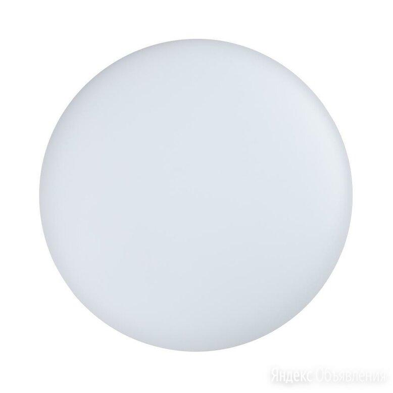 Потолочный светодиодный светильник Arlight CL-Frisbee-Motion-R300-18W Warm300... по цене 6587₽ - Люстры и потолочные светильники, фото 0