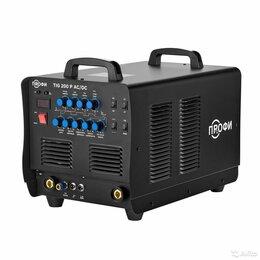 Сварочные аппараты - Аргоновый аппарат профи TIG 200 P AC/DC, 0