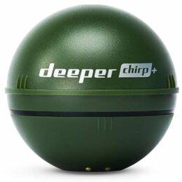 Эхолоты и комплектующие - Беспроводной эхолот Deeper Smart Sonar Chirp+, 0
