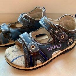 Сандалии - Детские сандалии на мальчика Berten, рр 29, 0