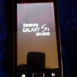 Мобильные телефоны - Смартфон Samsung S5 SM-G900, 0