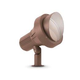 Аксессуары и средства для ухода за растениями - Ландшафтный светильник Ideal Lux Terra PT1 Big Coffee 247038, 0