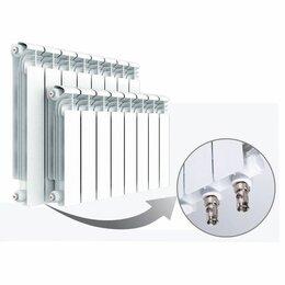 Радиаторы - Радиаторы RIFAR MONOLIT VENTIL с нижним подключением 500 мм и 350 мм, 0