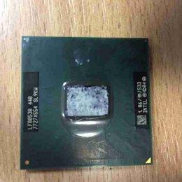 Процессоры (CPU) - CPU/PBGA479 PPGA478/Celeron M 440 (1M Cache, 1.86 , 0