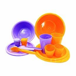 Наборы для пикника - Набор для пикника Следопыт Siesta 2 персоны пластик сумка, 0