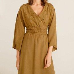 Платья - Платье mango лен-вискоза новое, с бирками, 48-50-52 , 0