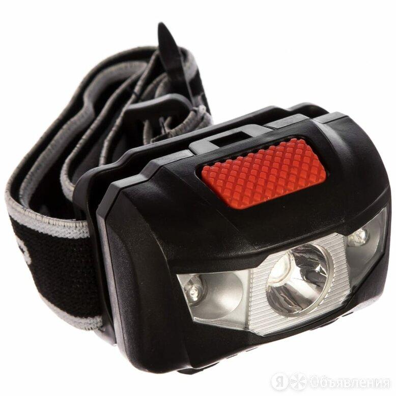 Налобный фонарь Зубр МАСТЕР по цене 538₽ - Одежда и обувь, фото 0