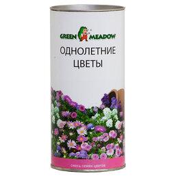 Газоны - Смесь семян GREEN MEADOW Однолетние цветы, 0