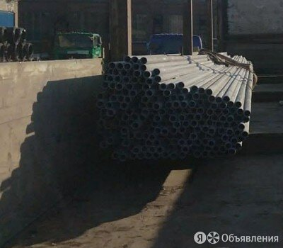 Труба горячекатаная 152х10 мм ст. 15х5м ГОСТ 8732-78 по цене 57890₽ - Металлопрокат, фото 0