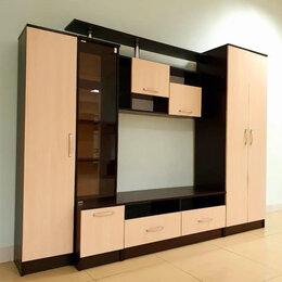 Шкафы, стенки, гарнитуры - Гостиная оскар-5 венге 💥 0723💥, 0