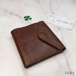 Кошельки - кожаный кошелек с монетницей , 0