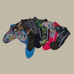 Одежда и обувь - дождевик для собаки с закрытым животом, 0