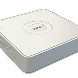 Готовые комплекты - Видеорегистратор IP 4-х канальный DS-N204(C) HiWatch, 0